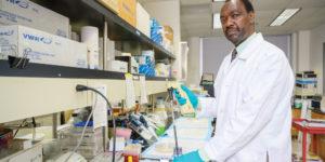Simon Nyaga, Ph.D